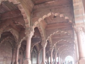 The Red Fort in Delhi. Photo: Ruth Clifford
