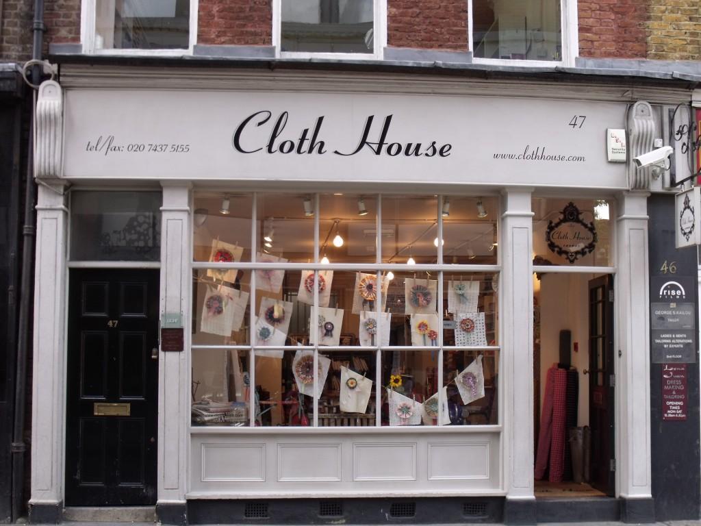 Cloth House, Berwick Street