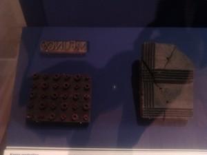 wooden blocks for printing kanga