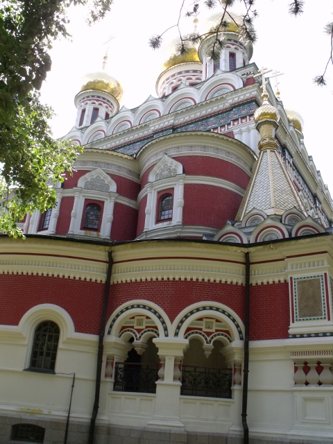 Shipka monastery