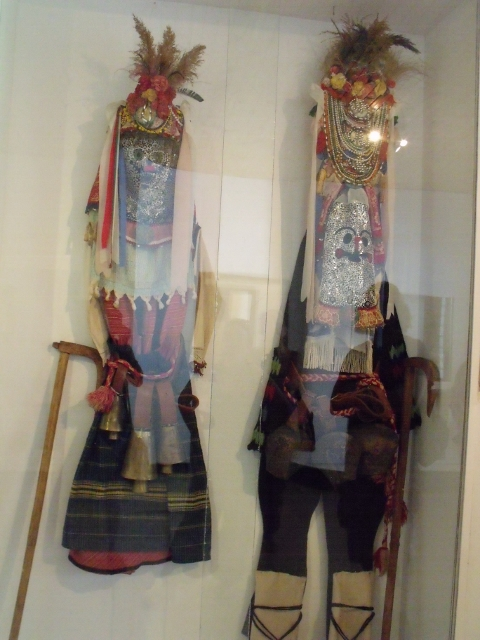 Costumes of the mummers