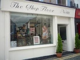 The Shop Floor project shop front
