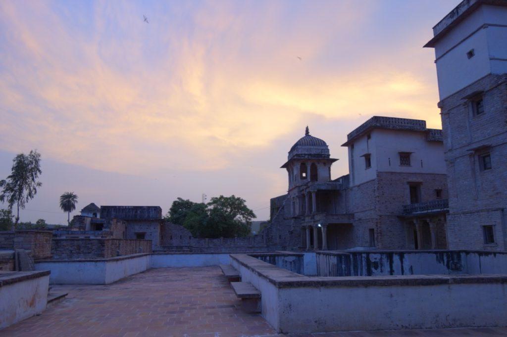 The Raja Rani Mahal